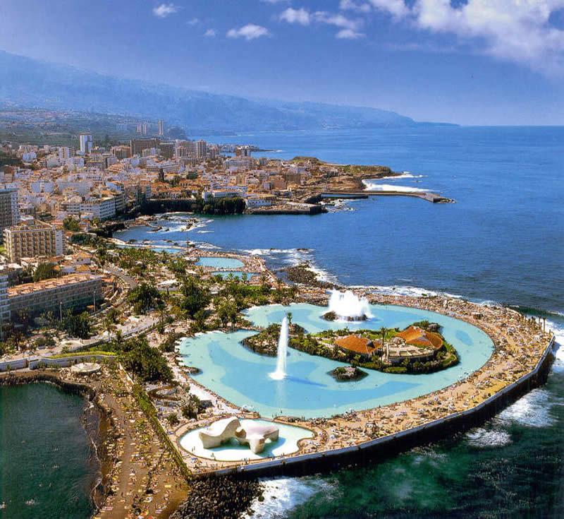 dovolenka Kanárske ostrovy