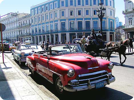 dovolenka Kuba